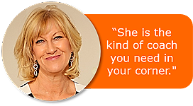 Deb is the kind of coach you need in your corner!